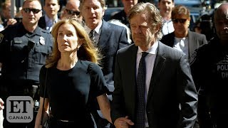 Felicity Huffman Sentenced In College Bribery Scandal
