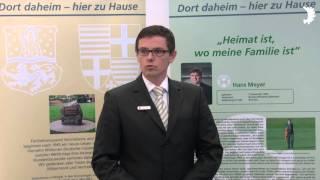 """Stadtsparkasse Mönchengladbach fördert BdV-Ausstellung """"Dort daheim – hier zu Hause"""""""