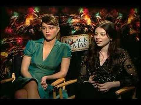 Black Christmas Michelle Trachtenberg & Mary Elizabeth