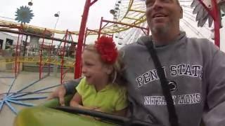 Caterpillar Roller coaster - Ocean City, NJ