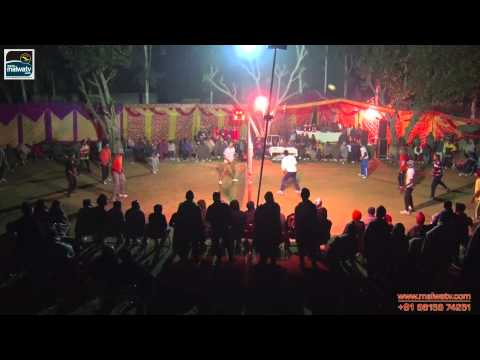 ROHLA (Samrala) Volleyball Shooting Tournament - 2014 || HD || Part 2nd.