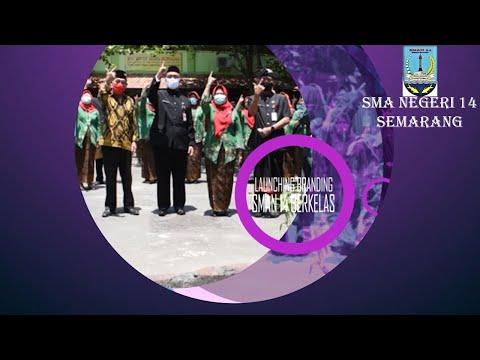 Launching Branding SMAN 14 BERKELAS