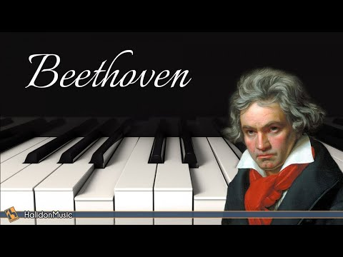Beethoven - Classical Piano Music