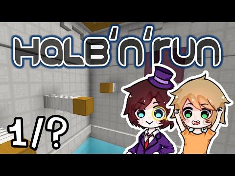 [1/?] Halb'n'Run 2 | Minecraft: Adventure Map