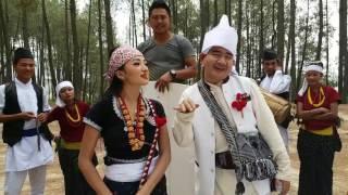 Making of soi dhole soi Rajesh Payal Rai Basanti Rai FT Wilson Bikram Rai Takme buda Alisha Rai