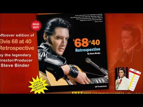 28 Year's of ELVIS SOLD OUT BOOKs & DvDs By JAT Productions