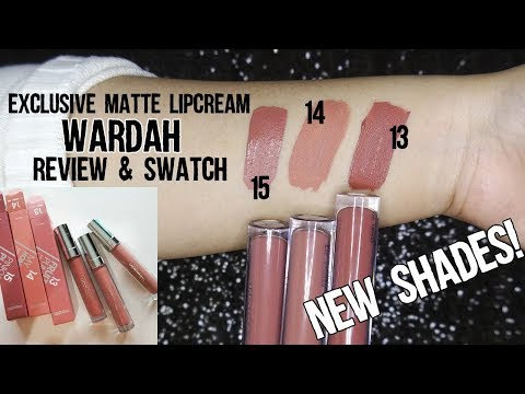 review-&-swatches-wardah-exclusive-matte-lipcream-(new-shades!-no.-13-14-15)
