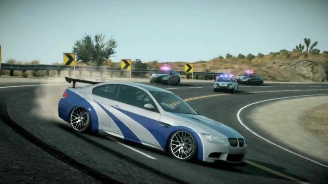 Most Wanted Bmw Car