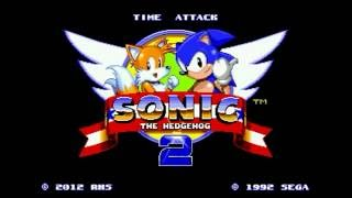 Sonic the Hedgehog 2: Time Attack (Genesis) - Longplay