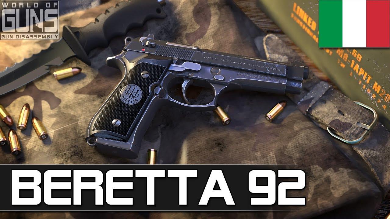 Beretta 92 - Modern Firearms