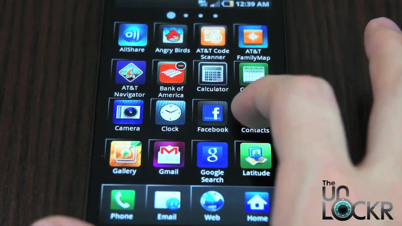 How To Edit The App Drawer On A Samsung Android Device