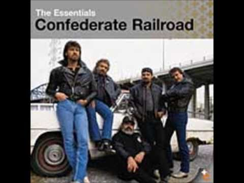 Confederate Railroad - Trashy Women w/lyrics
