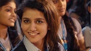 Priya.P.Varrier Full Original Song   New Whatsapp Status 2018