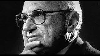 Milton Friedman - End The Drug War