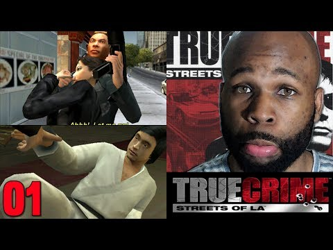 True Crime Streets of LA Gameplay Walkthrough Part 1 - Chapter 1