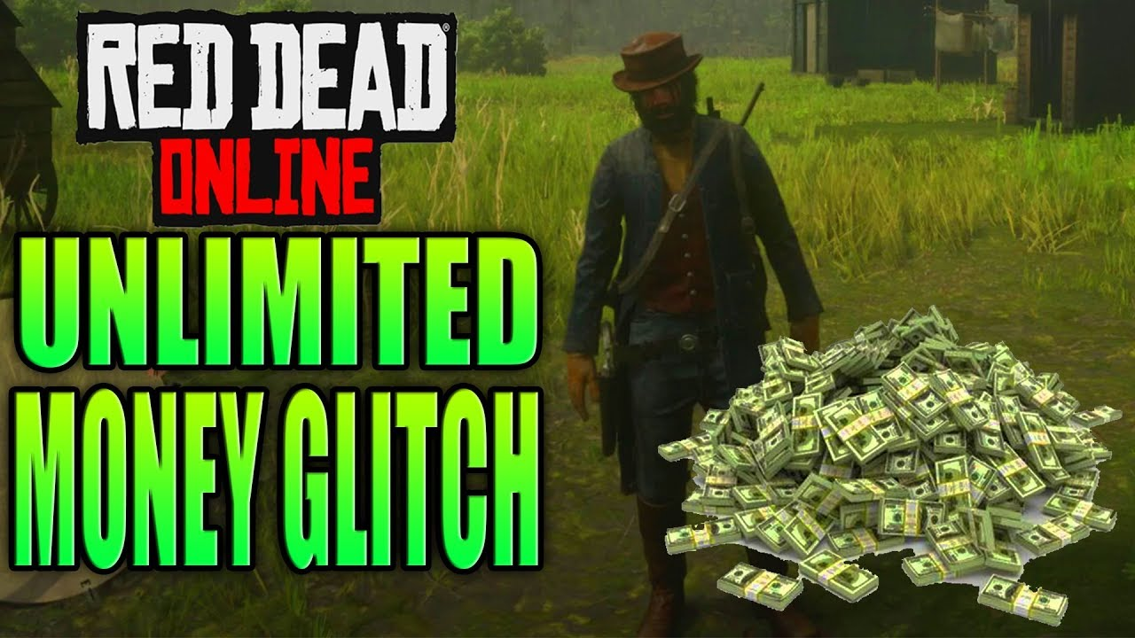 Red Dead online UNLIMITED MONEY GLITCH - Make Money Super Fast & Easy