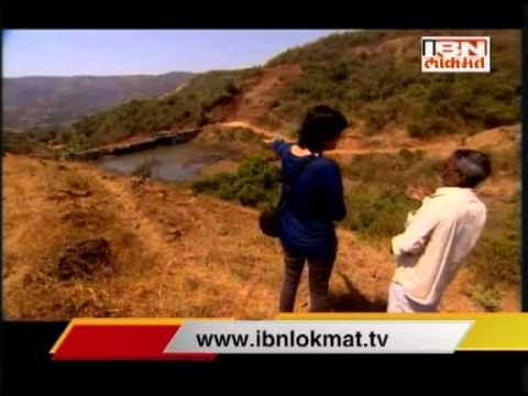 IBN Lokmat special on western ghat of maharashtra.