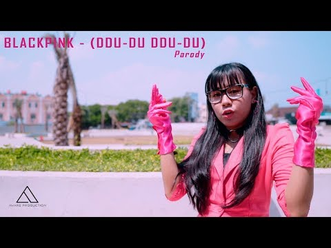 BLACKPINK - '뚜두뚜두 (DDU-DU DDU-DU)' M/V Cover / Parody By DMC Project From Indonesia