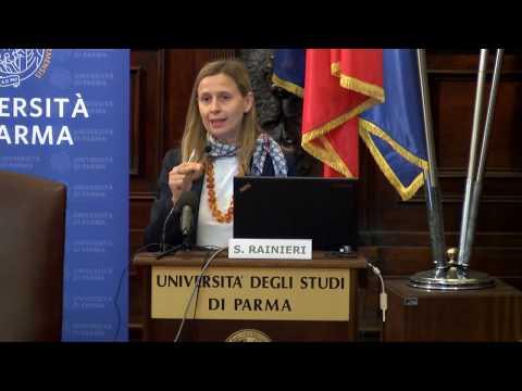 Sara Rainieri (University of Parma) - English