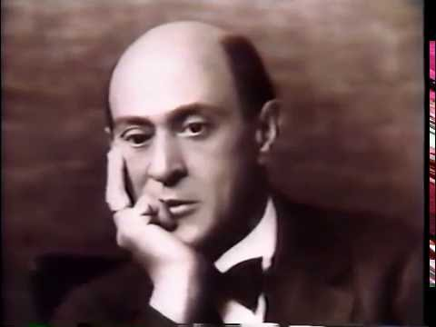 Arnold Schoenberg My Evolution