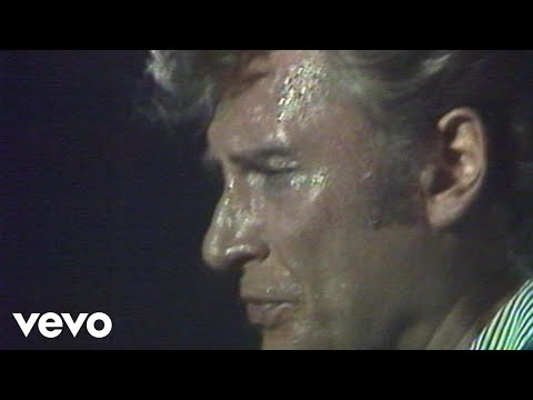 Johnny Hallyday - Que je t'aime (Live Bercy)