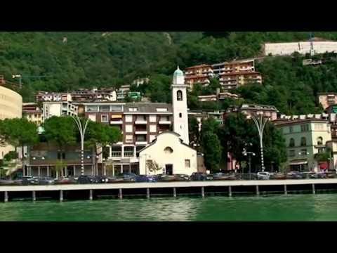 #Balade sur le lac de #Lugano merveille  Italo-Suisse