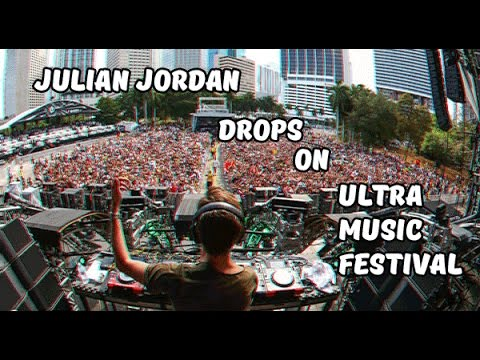 Julian Jordan [Drops] - @ Ultra Music Festival 2016