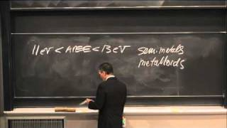 Lec 7 | MIT 3.091SC Introduction to Solid State Chemistry, Fall 2010