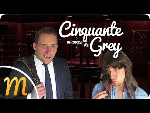 Math se fait  Cinquante nuances de Grey