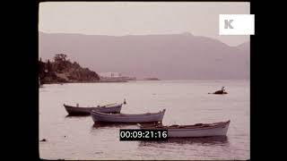 Greek Islands 1970s Beaches, HD