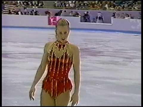 1994 Winter Olympics Tonya Harding Short Program (High Quality)