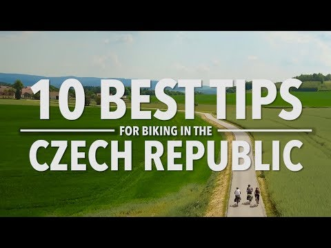 10 Things to Know Before Biking in the Czech Republic