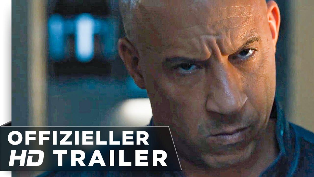 Faster Trailer Deutsch