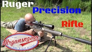Ruger Precision Rifle (RPR): 308 Budget Bolt Action Contender! (HD)