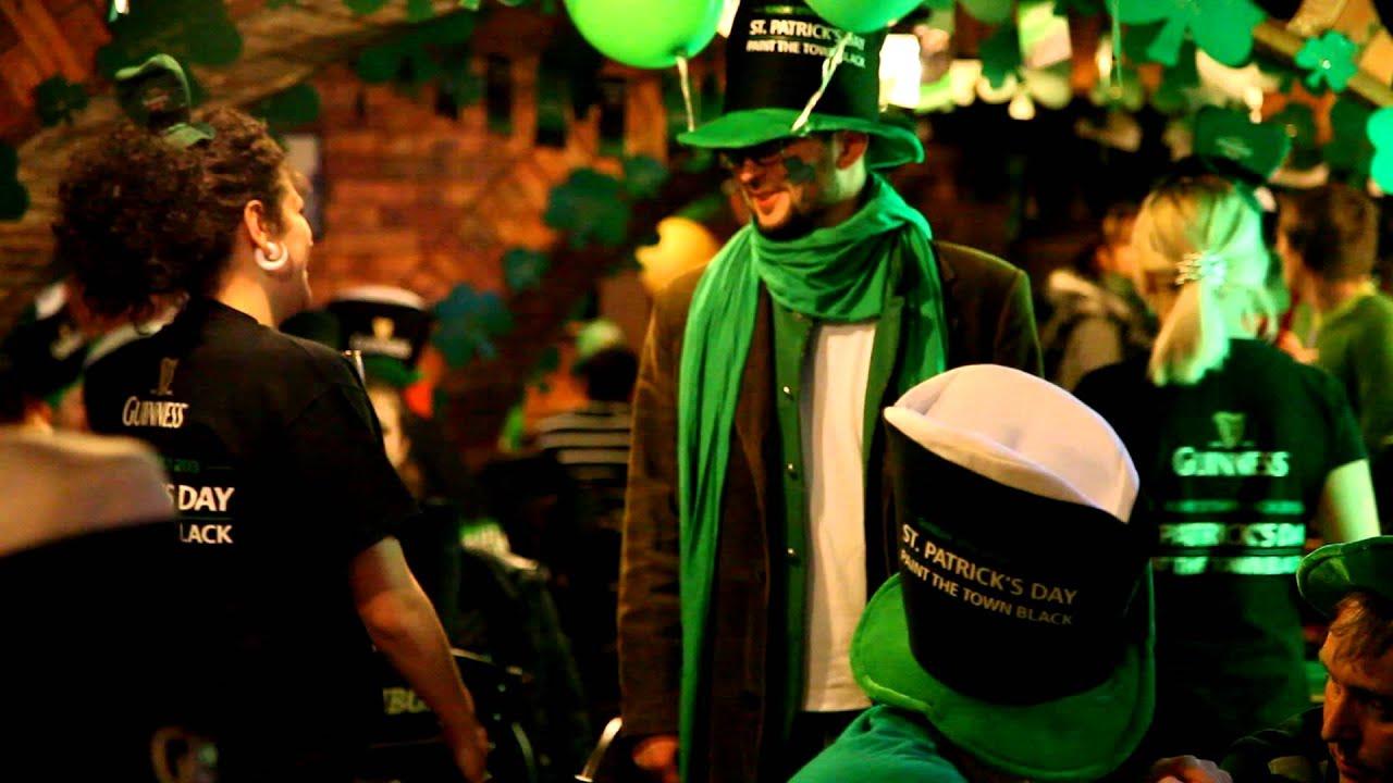 "St. Patrick's Day Irish Pub ""O'Connor's"" Kiev - YouTube"