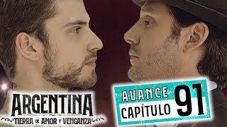 Capitulo 91 argentina tierra de amor y venganza