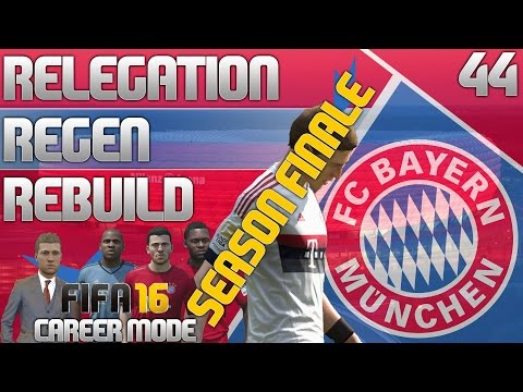 FIFA 16 Bayern Munich Career Mode - RRR - E44