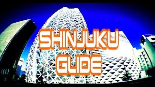 Shinjuku Gliding - A Smoother Cut with Starship Amazing Music