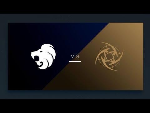 CS:GO - NiP vs. North [Train] Map 1 - EU Matchday 7 - ESL Pro League Season 8