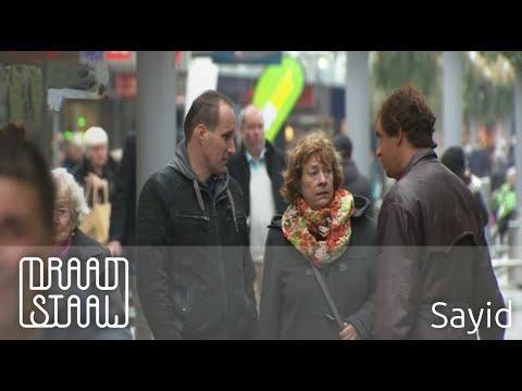 Sayid zegt 'sorry' | Draadstaal