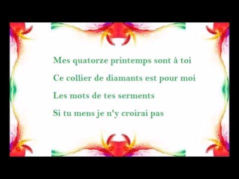Notre Dame de Paris Ces Diamants-Là lyrics (paroles)