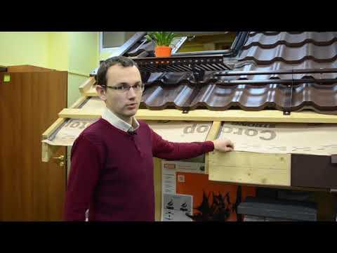 Гидроизоляция крыши. Гидро-ветрозащитная пленка или мембрана? Как построить дом.