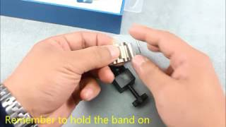 bayite 4h509 video how to resize watch band for fitbit charge 2 alta blaze instruction