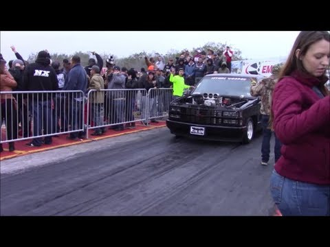 Bird Boyz vs Lethal Weapon at the edinburg street outlaws no