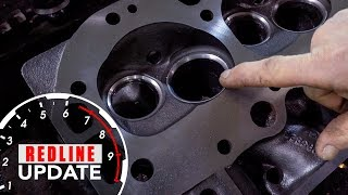 Cleaning and machining our Chevy big block 396 | Redline Update #9