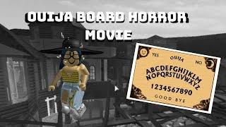 ROBLOX horror movie || Ouija Board || Bloxburg || Part. 1