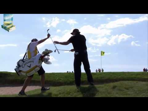 Phil Mickelson's Magical Short Game Golf Shots 2015 PGA Championship