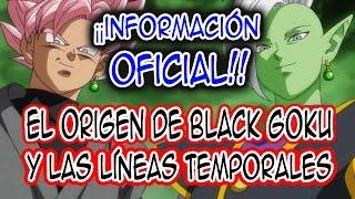 Toe Animation explica las LÍNEAS TEMPORALES de la  Saga de Black (OFICIAL!)