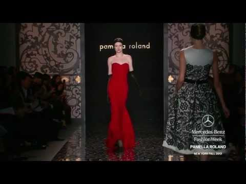 PAMELLA ROLAND: MERCEDES-BENZ FASHION WEEK FALL 2013 COLLECTIONS