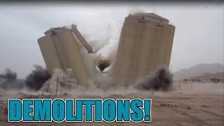 Demolitions Compilations to get you through the week 2